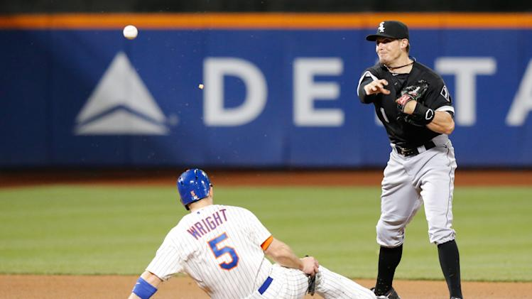 MLB: Chicago White Sox at New York Mets