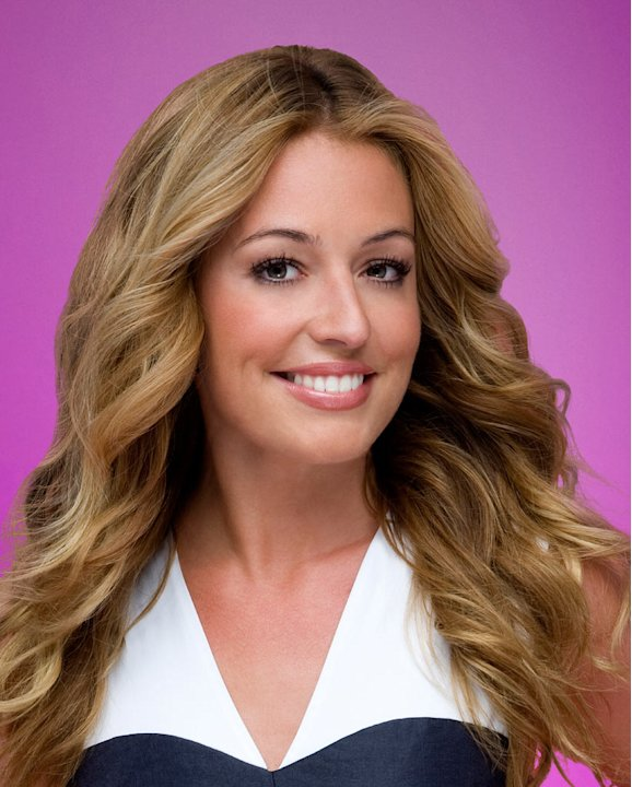 Cat Deeley hosts So You Think You Can Dance.