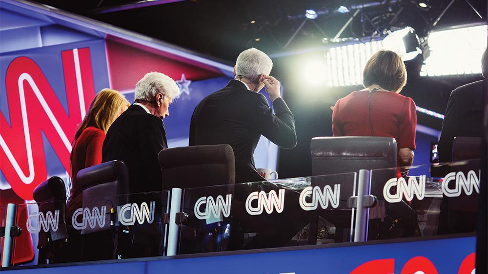 CNN Keeps Weekday Schedule on Saturday During Intense News Cycle