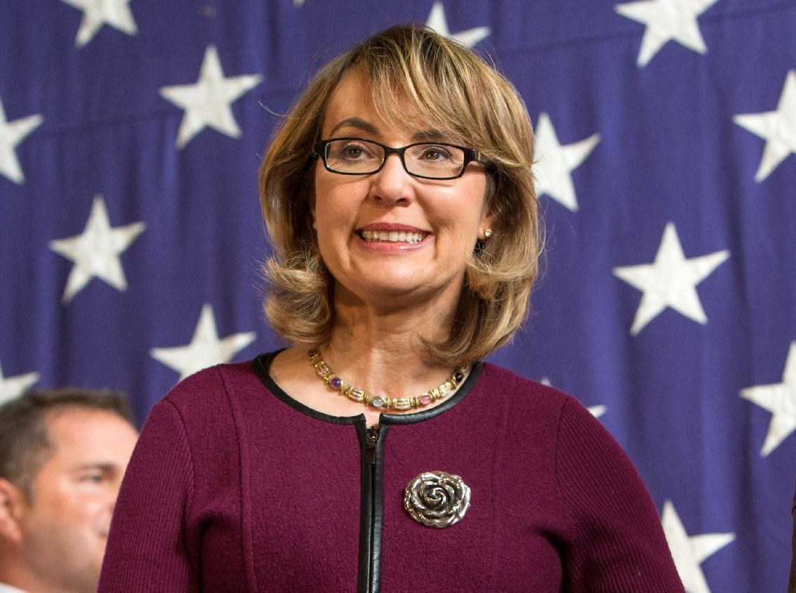 Gabby Giffords to receive DVF 'inspiration' award