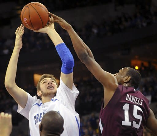 McDermott's 25 leads No. 23 Creighton over SIU