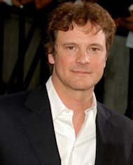 "Colin Firth plays Mark Darcy in the first two ""Bridget Jones"" films."