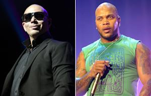 Pitbull, Flo Rida to Headline Rolling Stone's Super Bowl Party