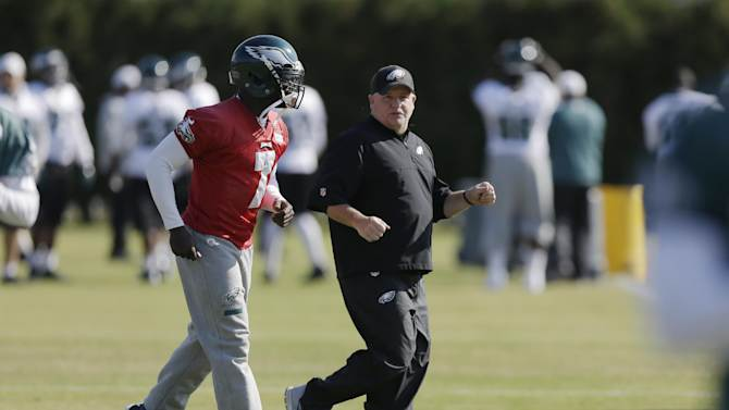 Getting physicals first step for NFL coaches