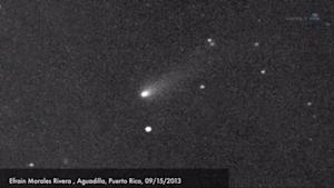 Comet ISON In Sight! Amateur Astronomers Spot Potential 'Comet of the Century'
