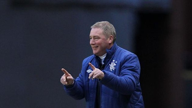 Ally McCoist believes everyone at Ranges is pulling in the same direction