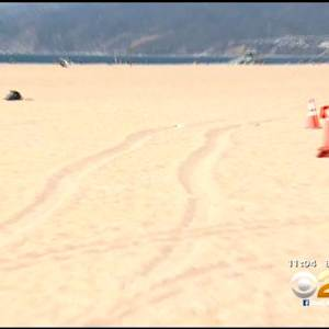 Investigation Continues After Injured Man Claims He Was Run Over By Vehicle In Santa Monica