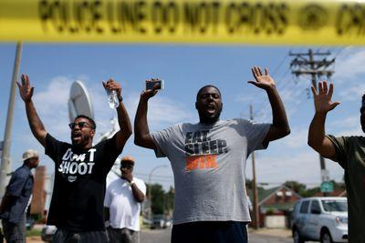 Report: Justice Department slams Ferguson police for pattern of racial bias