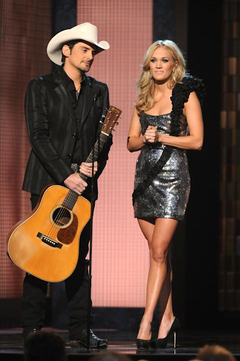 Carrie Underwood in Ina Soltani
