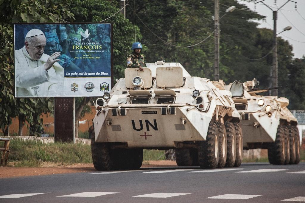 Central African leaders urge boost for CAR peacekeepers