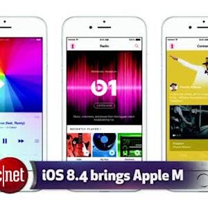 iOS 8.4 update brings Apple Music, Beats 1 radio