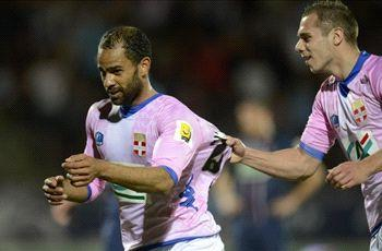 Evian 1-1 PSG (Evian wins 4-1 on pens): Ibrahimovic misses in shoot-out as Les Parisiens crash out of cup