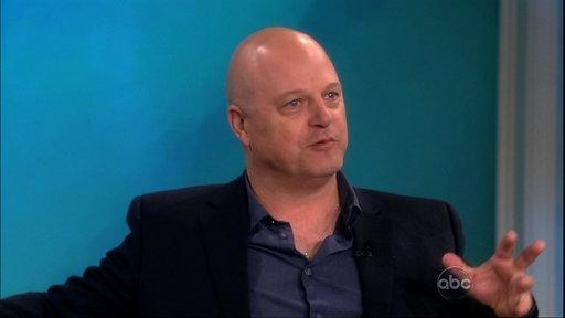 Michael Chiklis Being Ordinary