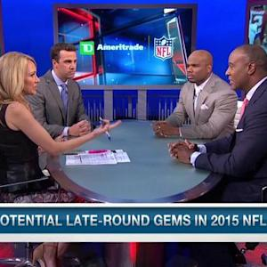 Potential late-round gems in 2015 NFL Draft
