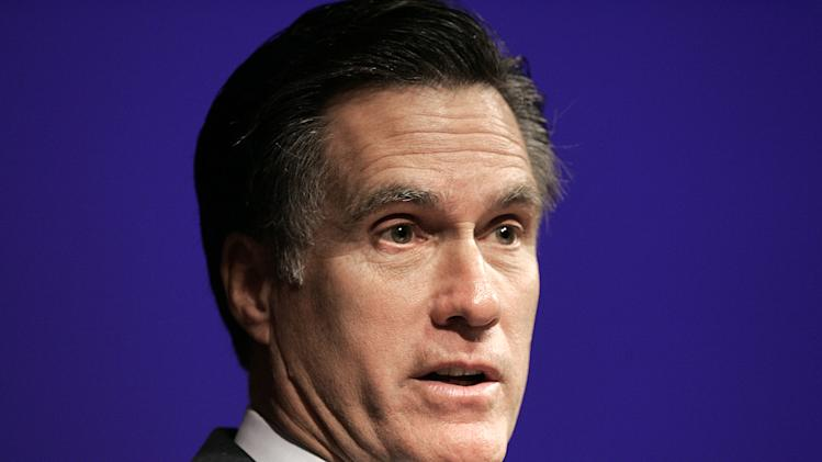 Assets offshore raise Romney wealth questions