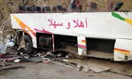 Morocco Bus In 500ft Ravine Plunge: 42 Dead