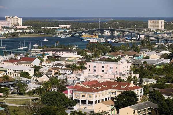 The Bahamas Among the wealthiest Caribbean countries, the Bahamas features an economy that's heavily dependent on tourism and offshore banking.   About 70 percent of government revenue comes from duti