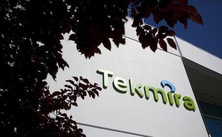 Tekmira Pharmaceuticals Corporation's head office is pictured in Burnaby