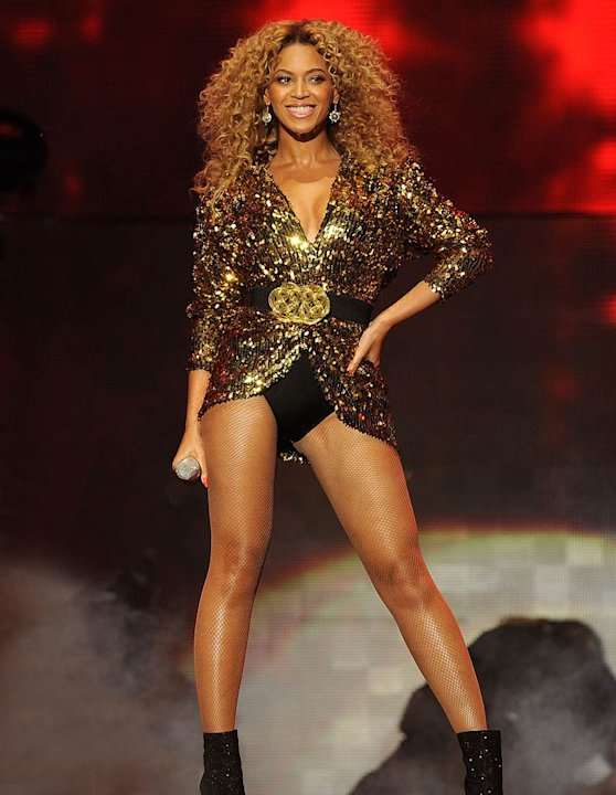 Beyonce Knowles Glastonbury