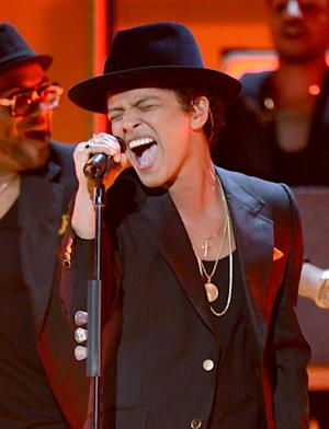 On the Charts: Bruno Mars Discount Keeps Atoms for Peace From Top Spot