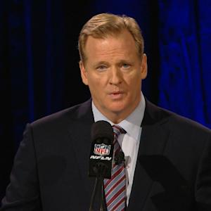 Roger Goodell addresses DeflateGate