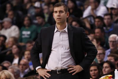 Brad Stevens rips the Celtics' 'sieve' defense