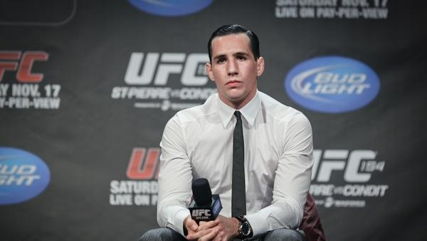 """Rory MacDonald Doesn't Care What B.J. Penn Does or Says – """"I'm Still Going to Beat His Ass"""""""