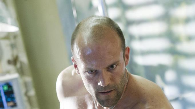 Crank High Voltage Lionsgate Film Jason Statham 2009 Production Stills