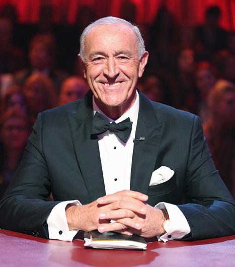 Len Goodman, Dancing With the Stars Judge, Marries Longtime Girlfriend in Secret Wedding