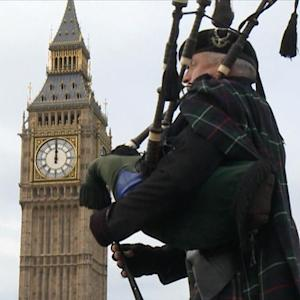Unease in Scotland following independence vote