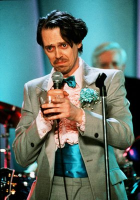 Steve Buscemi in New Line's The Wedding Singer