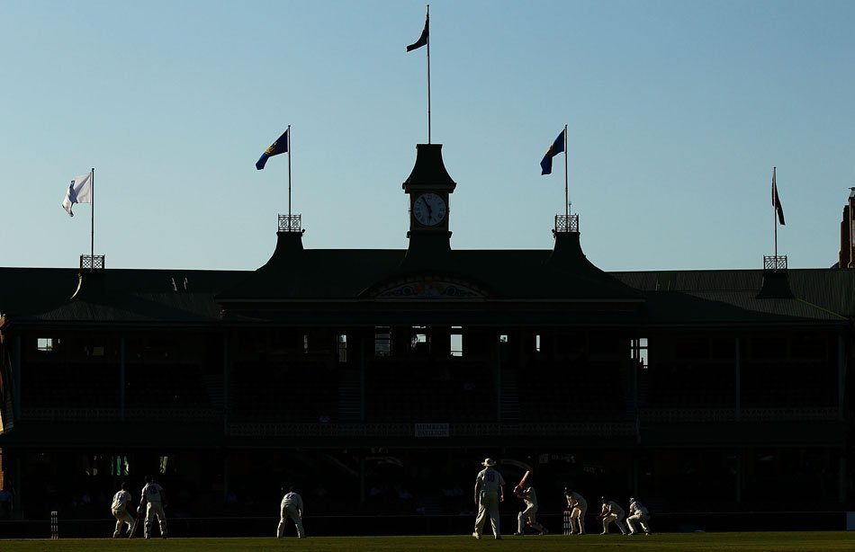 Blues v Bushrangers - Sheffield Shield: Day 3