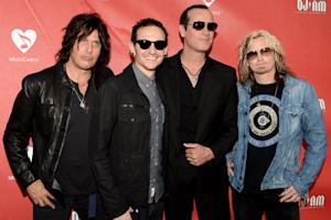 Chester Bennington on Stone Temple Pilots: 'Gonna Make a Lot of Music Together'