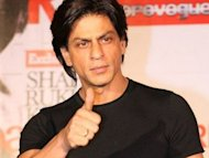 Shah Rukh Khan charged for smoking