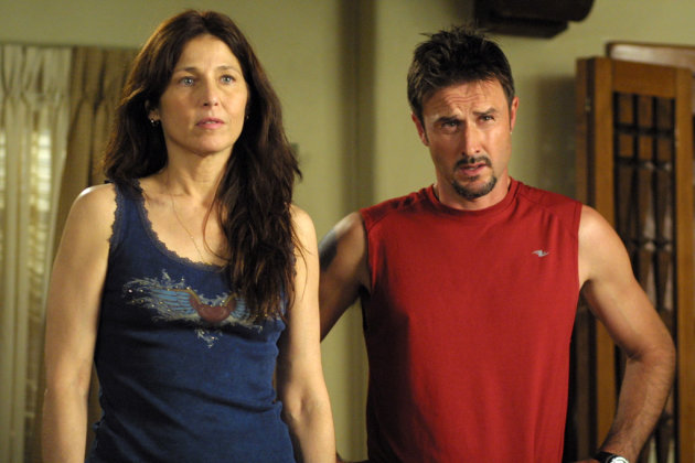 Catherine Keener David Arquette Hamlet 2 Production Stills Focus Features 2008