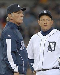 Leyland's comments won't help Cabrera recover