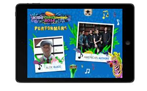 Chart-Toppers Aloe Blacc and American Authors Take the Stage at Nickelodeon's 27th Annual Kids' Choice Awards