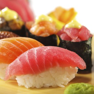 How sushi spread to Europe