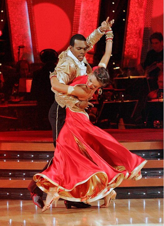 Mario and Karina Smirnoff …