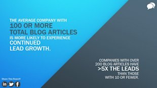 Why Blogging is The Lifeblood of a Business Website image 100 or more blog posts 600x337
