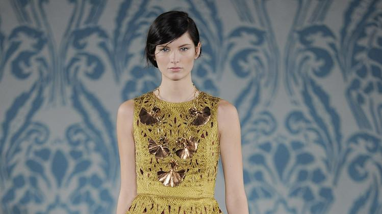 Tory Burch - Runway RTW - Fall 2013 - New York Fashion Week
