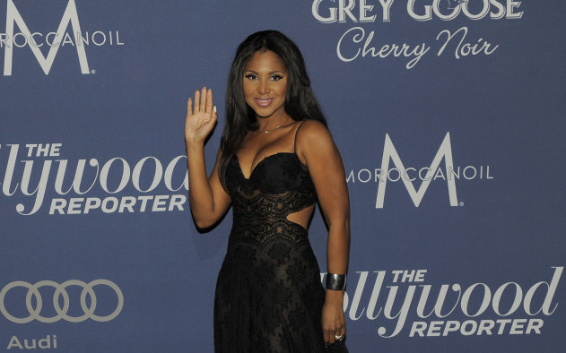 FILE - In this Feb. 23, 2012 file photo, singer Toni Braxton arrives at The Hollywood Reporter Nominees Night, at Mayor Antonio Villaraigosa&#39;s official residence in Los Angeles. Braxton has been hospitalized in Los Angeles for health issues caused by Lupus. (AP Photo/Chris Pizzello, File)