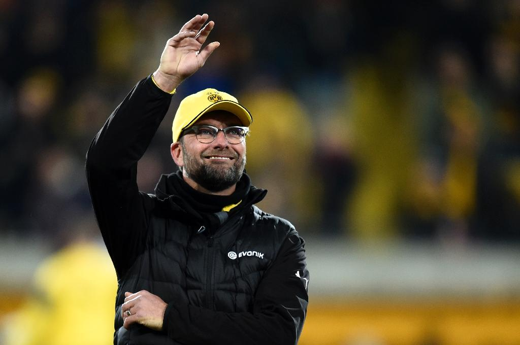 Liverpool confirm Klopp as new manager