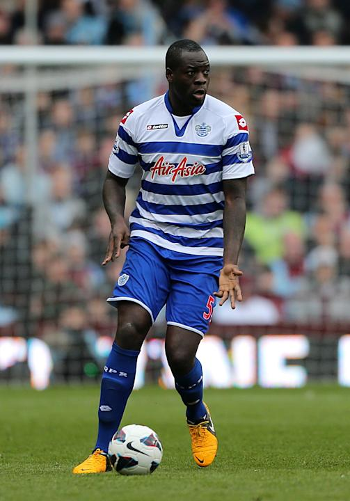 Soccer - Christopher Samba File Photo