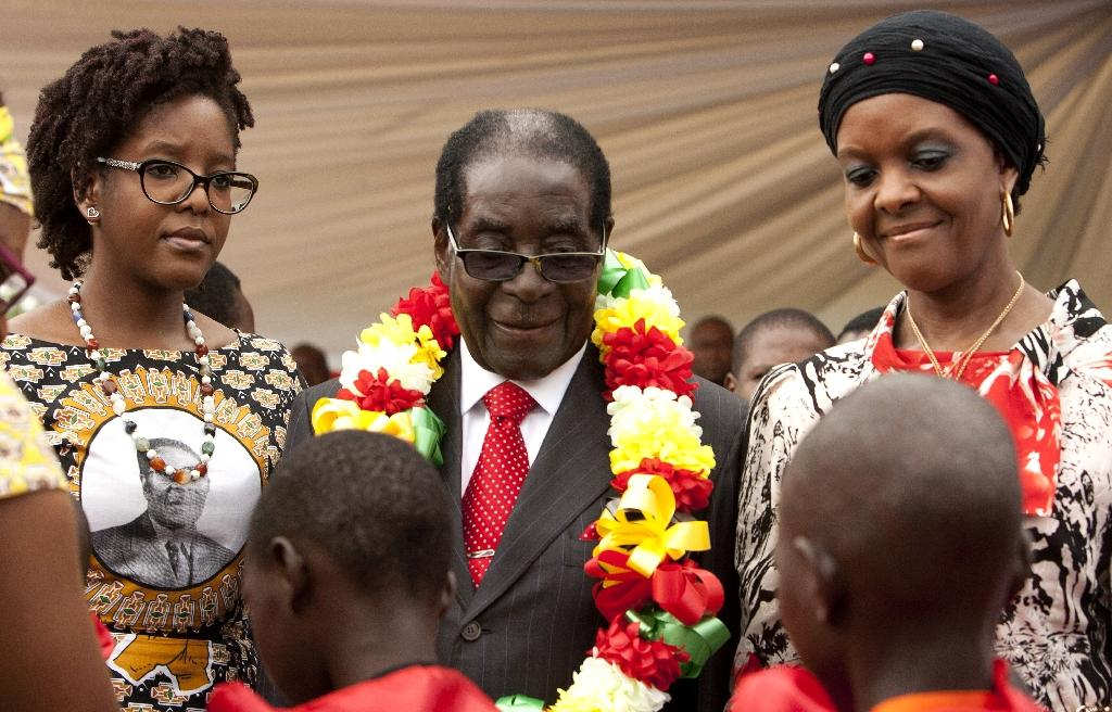 Mugabe's ex-allies file for court action over purge