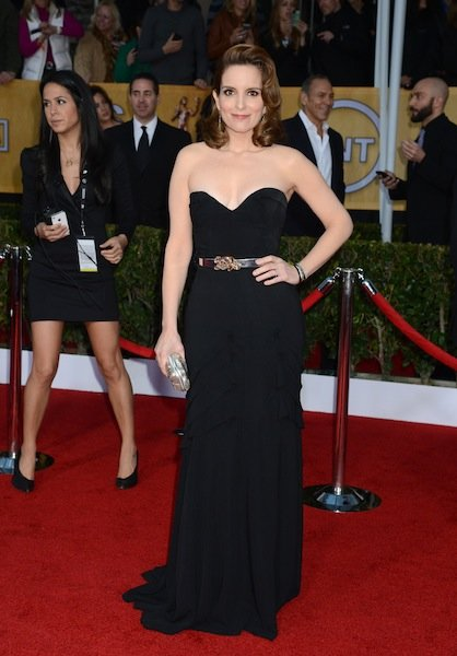 Best: Tina Fey