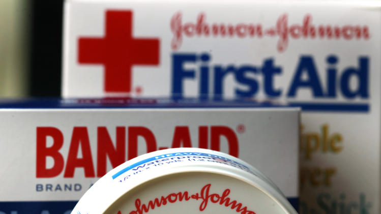 J&J 4Q profit jumps on higher sales, lower charges