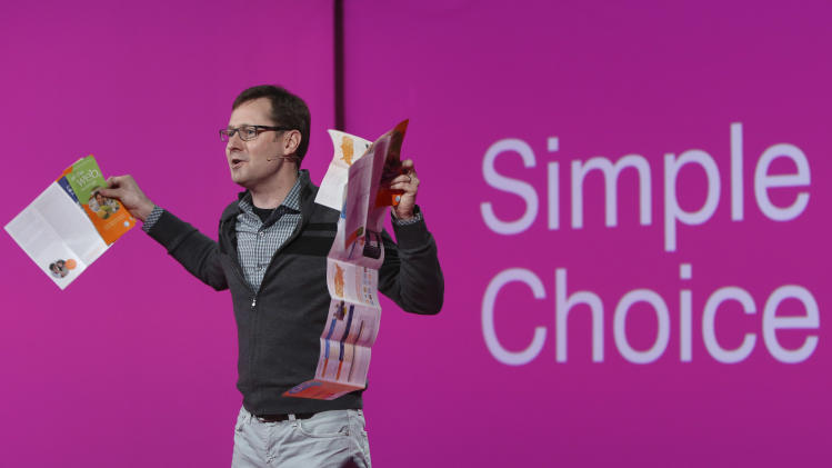 T-Mobile USA's new plans compared to competition