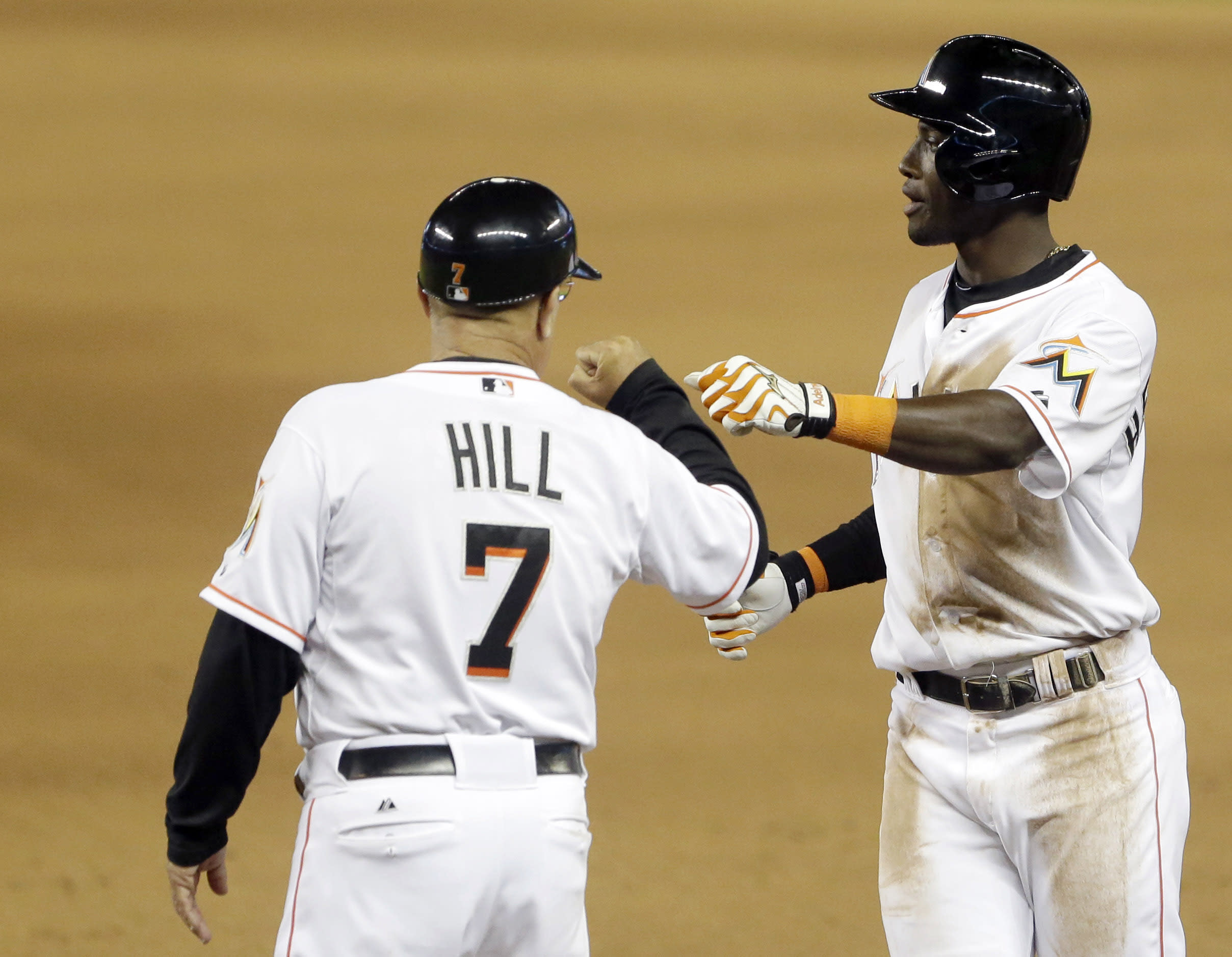 Wednesdays with Brownie: Marlins not falling for shifting 'fad'