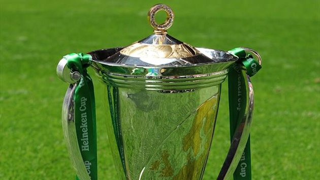 Heineken Cup trophy (PA Photos)